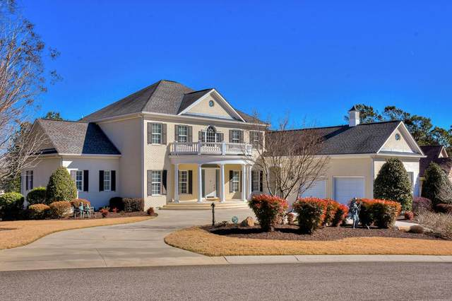 177 Foxhound Run Road, AIKEN, SC 29803 (MLS #115056) :: Tonda Booker Real Estate Sales