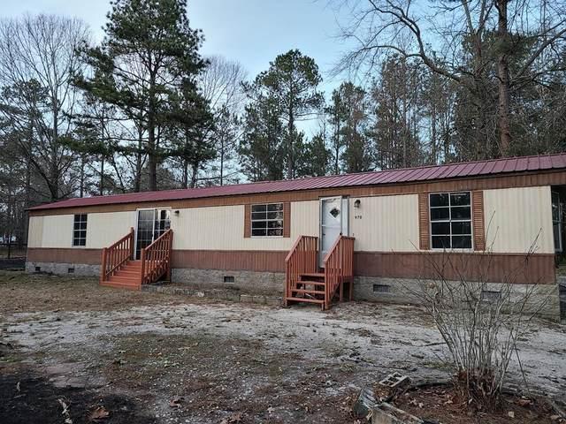 970 Colbert Bridge Road, AIKEN, SC 29803 (MLS #115063) :: Tonda Booker Real Estate Sales