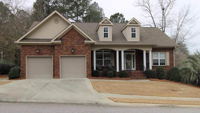 146 Glen Haven Circle, AIKEN, SC 29803 (MLS #115070) :: Tonda Booker Real Estate Sales