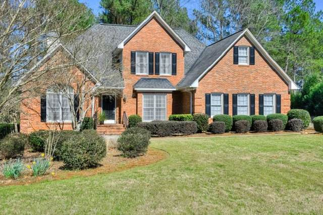 10 Butternut Court, AIKEN, SC 29803 (MLS #115072) :: Tonda Booker Real Estate Sales