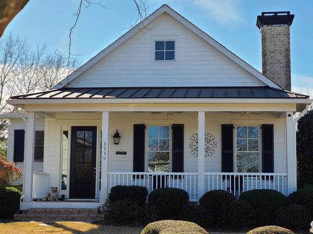 111 Lamp Post Lane, AIKEN, SC 29803 (MLS #115091) :: Shaw & Scelsi Partners