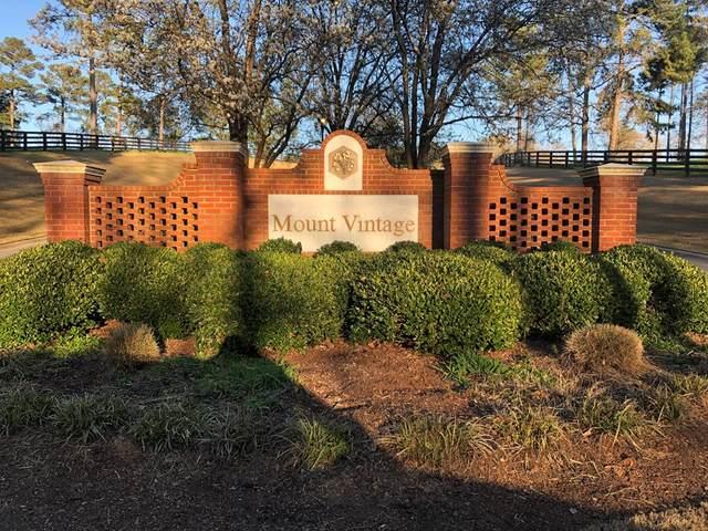 Lot A-1 Mt Vintage Plantation Drive, NORTH AUGUSTA, SC 29860 (MLS #115094) :: Fabulous Aiken Homes