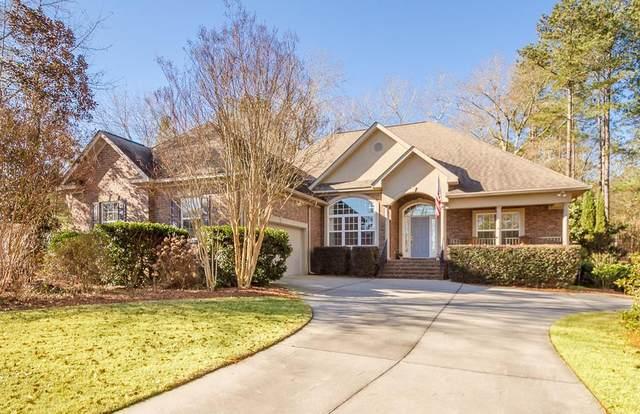 802 Steeplechase Road, AIKEN, SC 29803 (MLS #115097) :: For Sale By Joe   Meybohm Real Estate