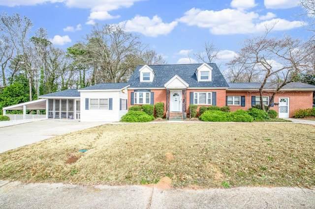 215 Buena Vista Avenue W, NORTH AUGUSTA, SC 29841 (MLS #115104) :: For Sale By Joe | Meybohm Real Estate