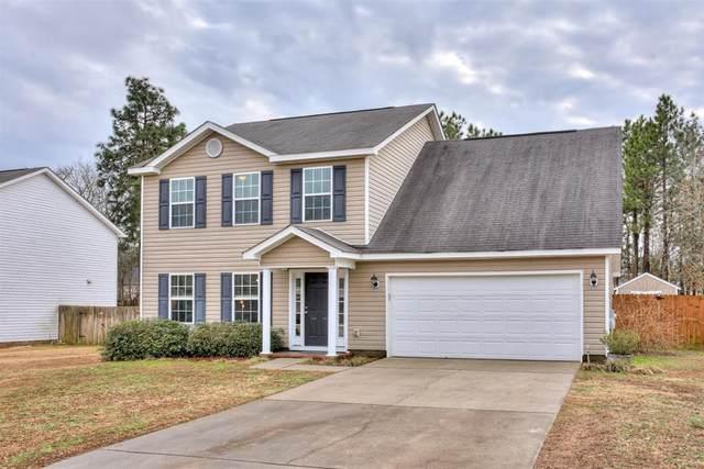 1202 Cinnamon Drive, AIKEN, SC 29803 (MLS #115150) :: Tonda Booker Real Estate Sales