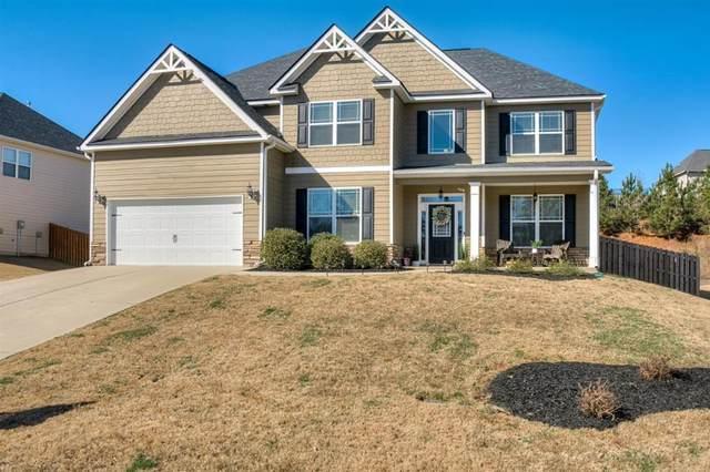 563 Equinox Loop, AIKEN, SC 29803 (MLS #115154) :: Fabulous Aiken Homes