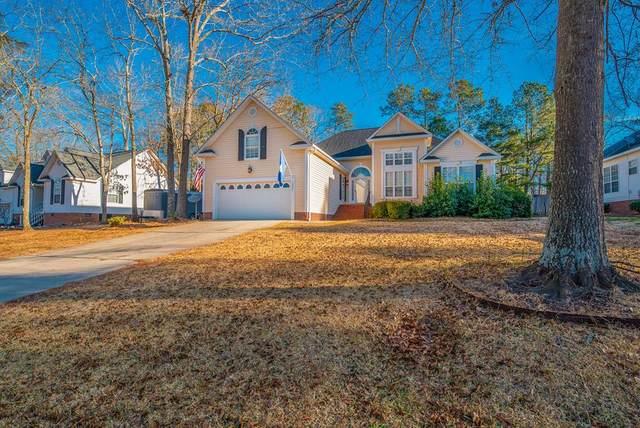 1331 Willow Woods Drive, AIKEN, SC 29803 (MLS #115185) :: Shaw & Scelsi Partners