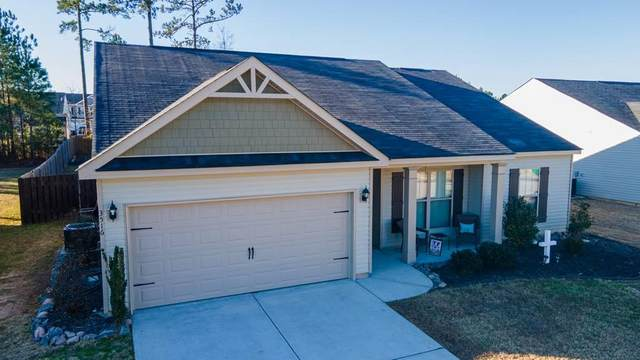 3516 Heartwood Pass, AIKEN, SC 29803 (MLS #115261) :: Tonda Booker Real Estate Sales