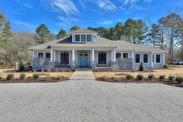 428 Hopeland Farm Drive, AIKEN, SC 29803 (MLS #115324) :: Shaw & Scelsi Partners