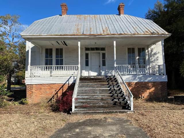 331 Pascallas Street, BLACKVILLE, SC 29817 (MLS #115348) :: For Sale By Joe | Meybohm Real Estate