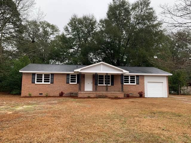 64 Walnut Street, BLACKVILLE, SC 29847 (MLS #115372) :: For Sale By Joe | Meybohm Real Estate