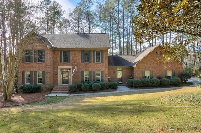 333 Northwood Drive, AIKEN, SC 29803 (MLS #115386) :: Tonda Booker Real Estate Sales