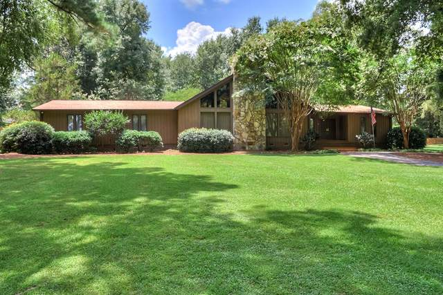1571 Equine Court, AIKEN, SC 29803 (MLS #115397) :: Fabulous Aiken Homes