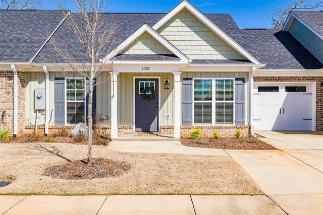 1010 Wildlife Circle, NORTH AUGUSTA, SC 29860 (MLS #115406) :: Shaw & Scelsi Partners