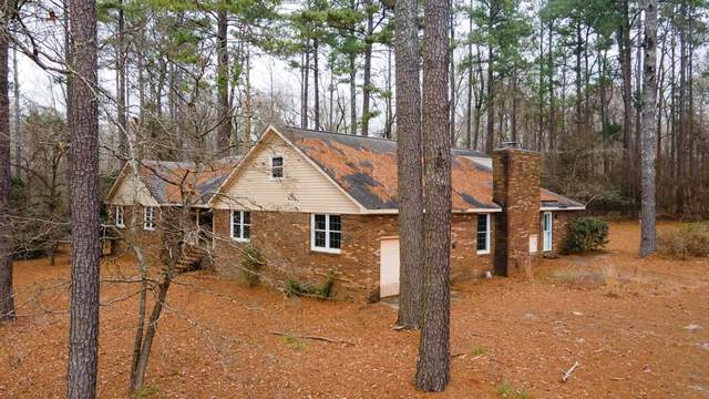 2267 Banks Mill Road Se, AIKEN, SC 29803 (MLS #115434) :: Tonda Booker Real Estate Sales