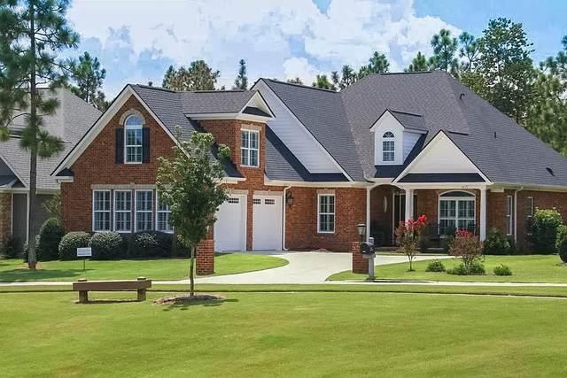 229 Summer Winds Circle, AIKEN, SC 29803 (MLS #115460) :: Fabulous Aiken Homes