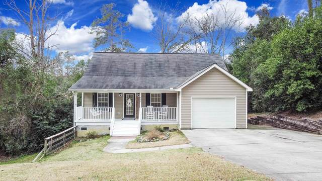 820 Sheridan Avenue, NORTH AUGUSTA, SC 29841 (MLS #115491) :: Fabulous Aiken Homes
