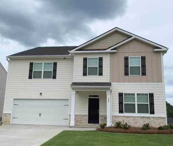 733 Otto Run, NORTH AUGUSTA, SC 29860 (MLS #115505) :: Fabulous Aiken Homes