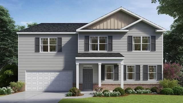 734 Otto Run, NORTH AUGUSTA, SC 29860 (MLS #115508) :: Fabulous Aiken Homes