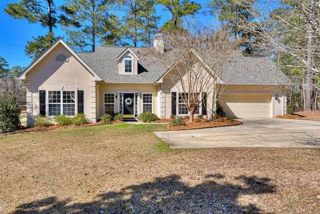 117 Laurens Drive, MCCORMICK, SC 29835 (MLS #115520) :: For Sale By Joe | Meybohm Real Estate