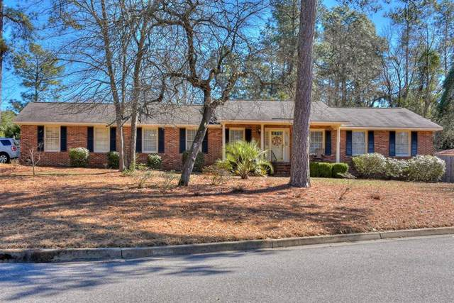 1408 Moultrie Drive, AIKEN, SC 29803 (MLS #115521) :: The Starnes Group LLC