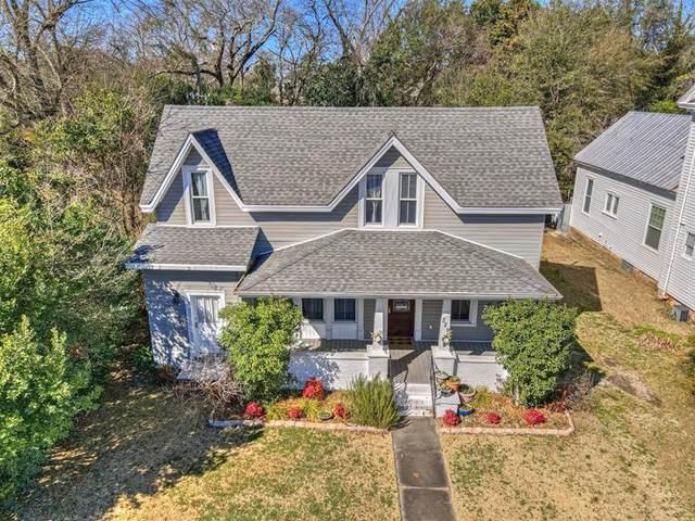229 York Street Ne, AIKEN, SC 29801 (MLS #115526) :: For Sale By Joe | Meybohm Real Estate