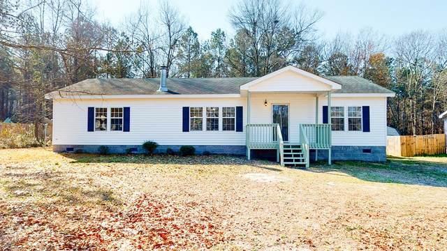 5077 Old Magnolia Lane, AIKEN, SC 29842 (MLS #115548) :: Shaw & Scelsi Partners