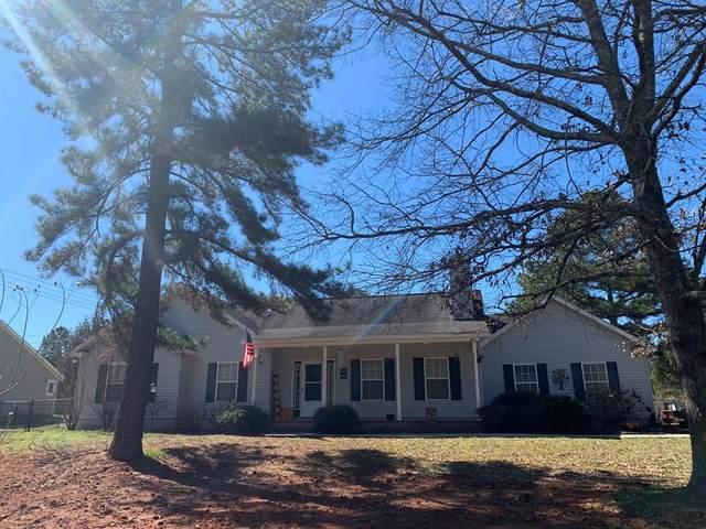 511 Howlandville Road, WARRENVILLE, SC 29851 (MLS #115566) :: Fabulous Aiken Homes