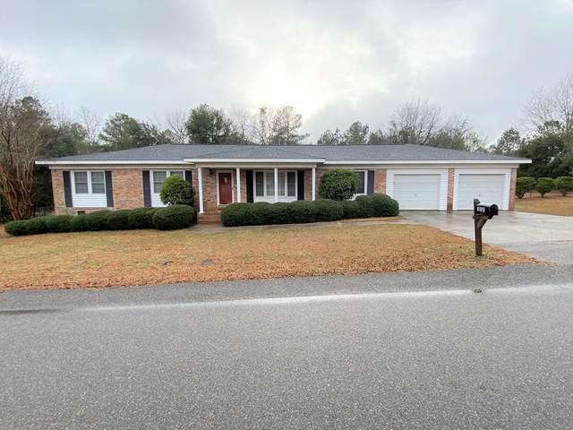 355 Virginia Avenue, BARNWELL, SC 29812 (MLS #115567) :: Fabulous Aiken Homes