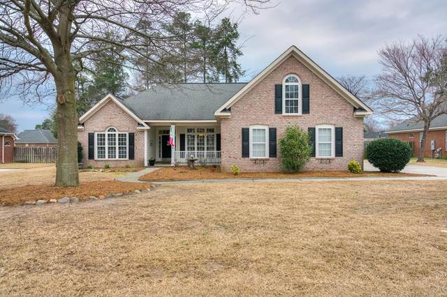 171 Andrews Branch Road, NORTH AUGUSTA, SC 29860 (MLS #115582) :: Shannon Rollings Real Estate
