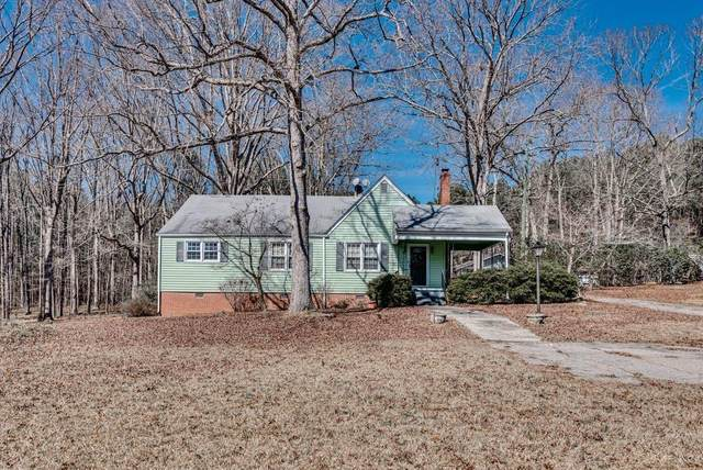 116 Red Hill Road, EDGEFIELD, SC 29824 (MLS #115589) :: Shannon Rollings Real Estate