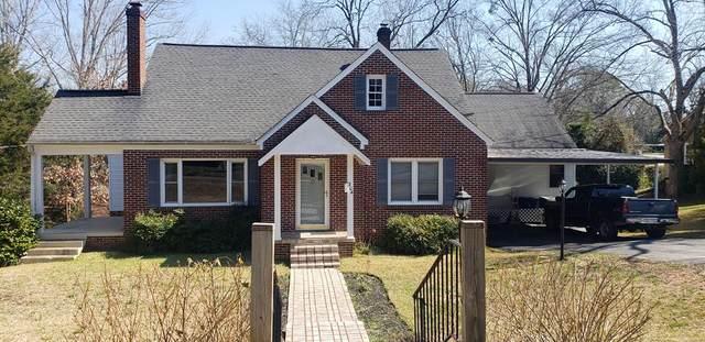 304 Lynch Street, EDGEFIELD, SC 29824 (MLS #115590) :: Fabulous Aiken Homes