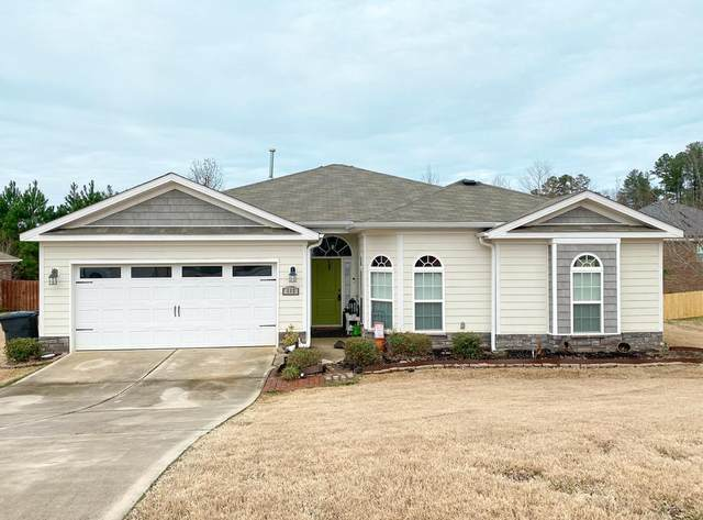 112 Claridge Street, NORTH AUGUSTA, SC 29860 (MLS #115615) :: Shaw & Scelsi Partners