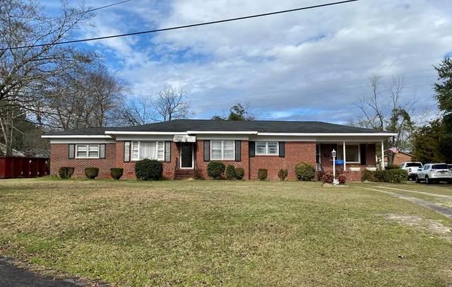 32 Georgia Avenue, BARNWELL, SC 29812 (MLS #115616) :: The Starnes Group LLC