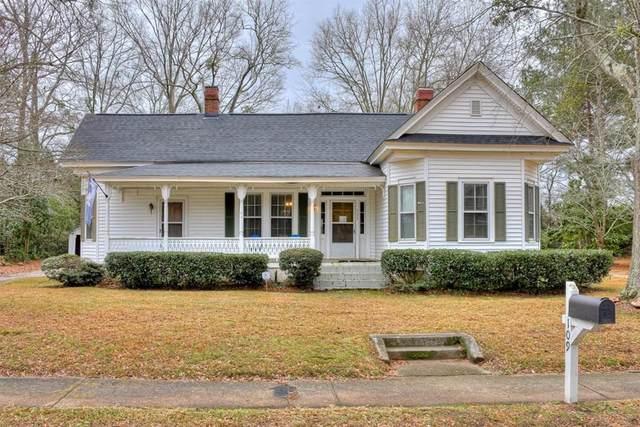 109 Calhoun Street, JOHNSTON, SC 29832 (MLS #115622) :: Shaw & Scelsi Partners