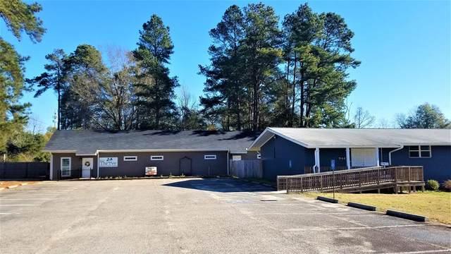 144 Dougherty Road, AIKEN, SC 29803 (MLS #115633) :: The Starnes Group LLC