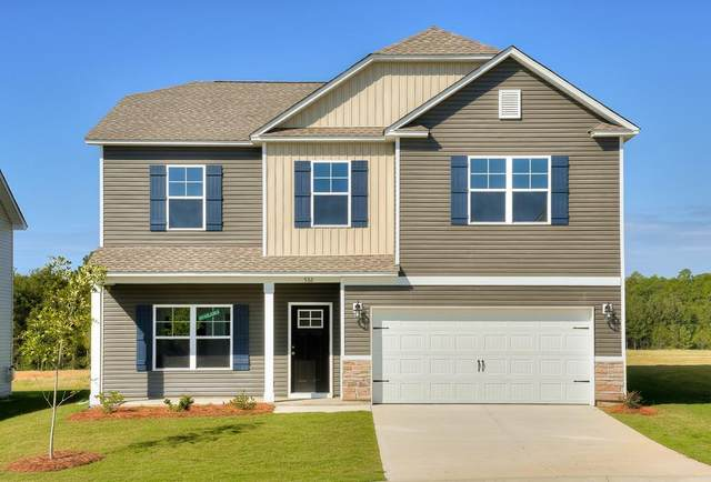 1033 Sapphire Drive, GRANITEVILLE, SC 29829 (MLS #115637) :: Shannon Rollings Real Estate