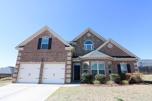 7265 Roundstone Drive, GRANITEVILLE, SC 29829 (MLS #115642) :: Shannon Rollings Real Estate