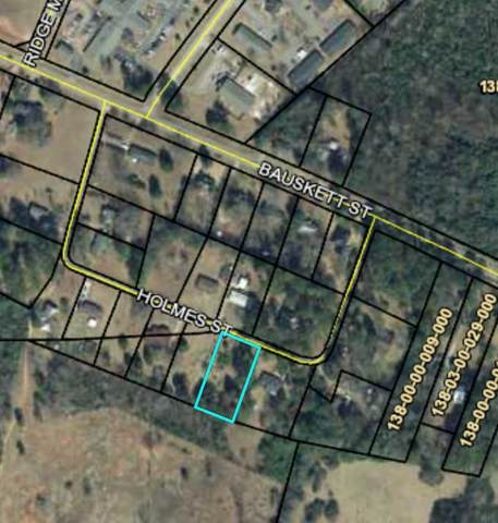 0 Holmes Street, EDGEFIELD, SC 29824 (MLS #115645) :: The Starnes Group LLC