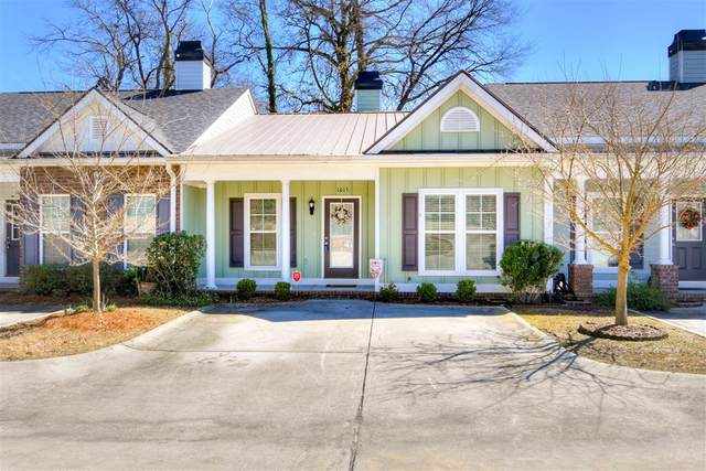 1015 Jersey Avenue, NORTH AUGUSTA, SC 29841 (MLS #115650) :: The Starnes Group LLC