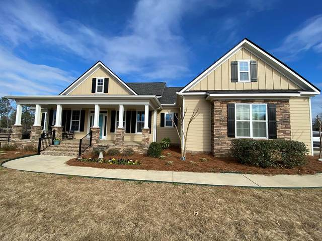 166 Filly Drive, AIKEN, SC 29803 (MLS #115654) :: Shaw & Scelsi Partners