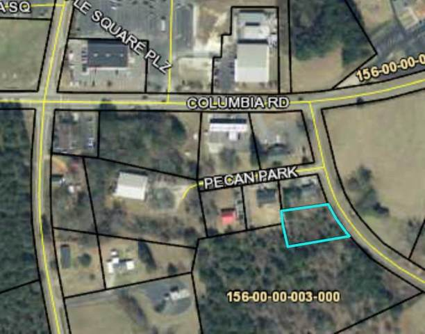 0 Two Mile Drive, EDGEFIELD, SC 29824 (MLS #115667) :: Fabulous Aiken Homes