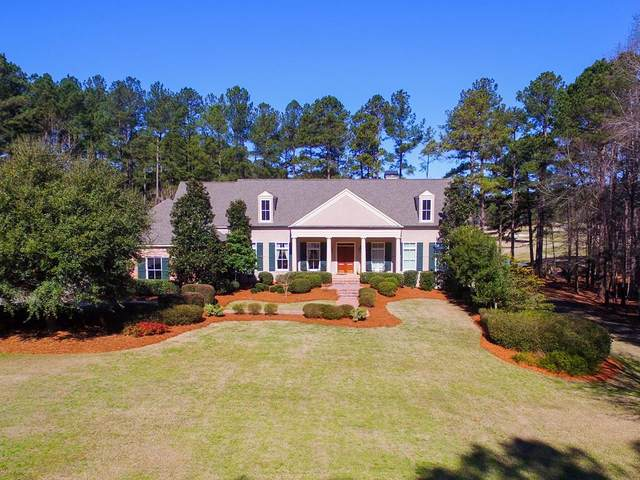 19 Pavilion Lake Drive, NORTH AUGUSTA, SC 29860 (MLS #115672) :: Shannon Rollings Real Estate