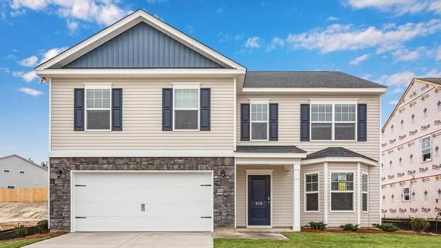 390 Anmore Court, AIKEN, SC 29801 (MLS #115674) :: Fabulous Aiken Homes