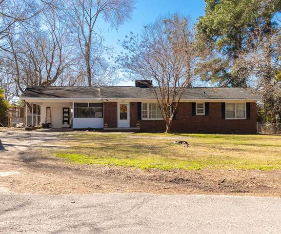 707 Hillcrest Drive, JOHNSTON, SC 29832 (MLS #115675) :: Shannon Rollings Real Estate