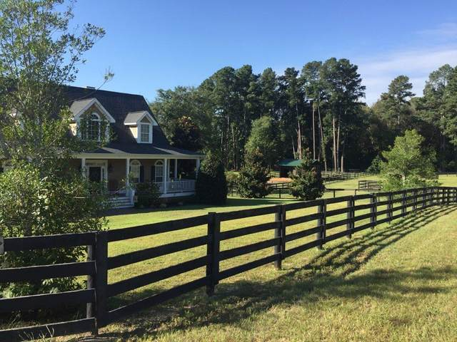 242 Boyd Pond Road, BEECH ISLAND, SC 29842 (MLS #115676) :: Shannon Rollings Real Estate
