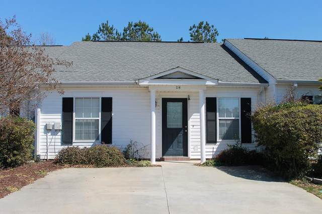 114 Hillsborough Lane, AIKEN, SC 29803 (MLS #115677) :: Shannon Rollings Real Estate