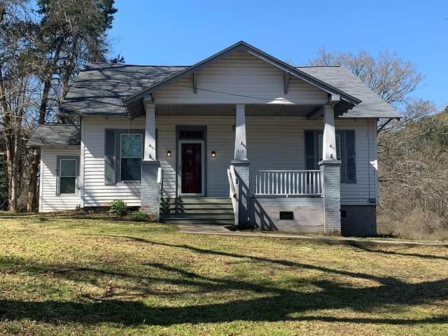 413 Lynch Street, EDGEFIELD, SC 29824 (MLS #115714) :: Fabulous Aiken Homes