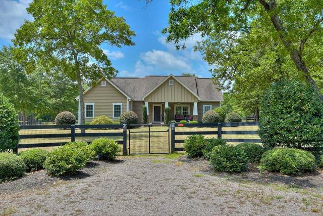 4031 Parque Lane, AIKEN, SC 29803 (MLS #115780) :: The Starnes Group LLC