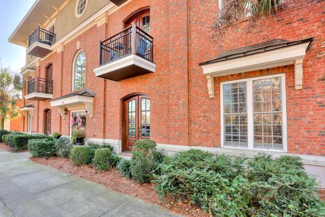345 Unit 102 Park Avenue Sw, AIKEN, SC 29801 (MLS #115798) :: The Starnes Group LLC